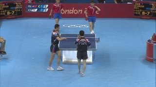 Table Tennis Men