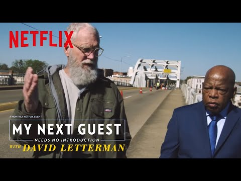 Obama on John Lewis and the Edmund Pettus Bridge | My Next Guest Needs No Introduction | Netflix