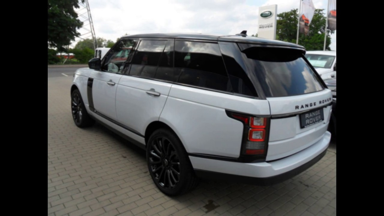 land rover range rover v8 auto import aide pour acheter sa voiture en allemagne youtube. Black Bedroom Furniture Sets. Home Design Ideas