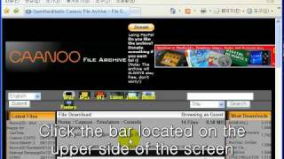 How to install GPSP on CAANOO(Eng)