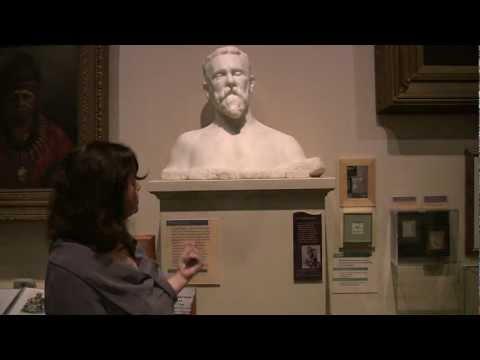 Bust of Joseph Pulitzer