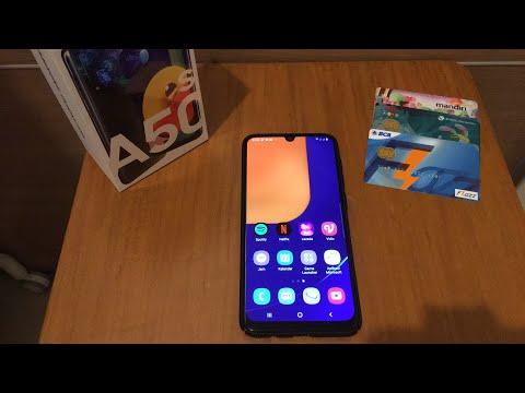 Unboxing Hape Samsung Termurah 2019 yang ada NFC.