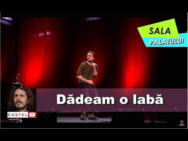 In spatele sotiei | Sala Palatului | Costel stand-up comedy