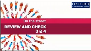 Скачать American English File 2nd Edition Level 01 On The Street 3 4