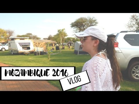 MOZAMBIQUE 2016 VLOG