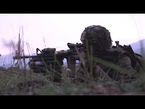 Balikatan 2018: Infantry Operation Between the  Philippines and US Soldiers