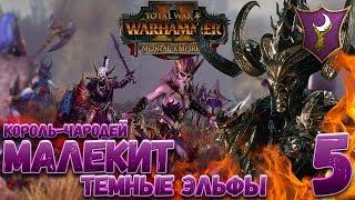 Total War: Warhammer 2 + Мод SFO (Легенда) - Малекит #5