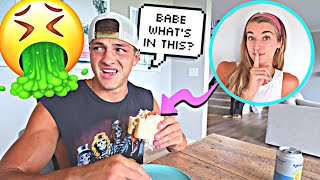 WILL MY FIANCE TELL ME MY FOOD IS HORRIBLE? **Loyalty Test**