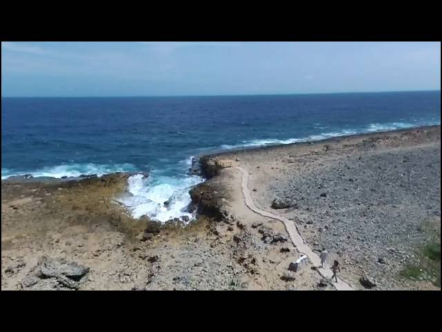 Curacao from the Sky