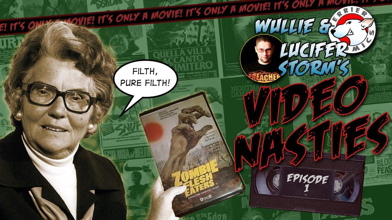 Video Nasties #1: Zombie Flesh Eaters!