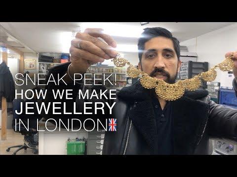how-we-make-jewellery-in-london