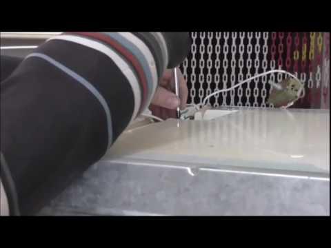 Не включается холодильник STINOL меняем терморегулятор
