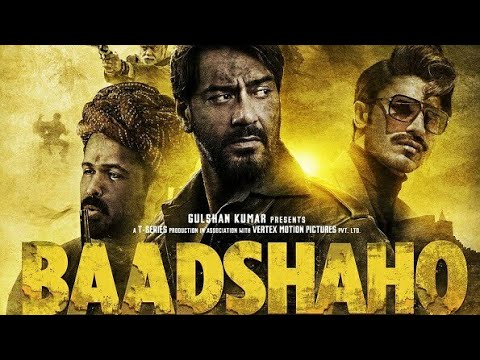 Download Baadshaho 2017 Movie (Official Trailer) Full HD
