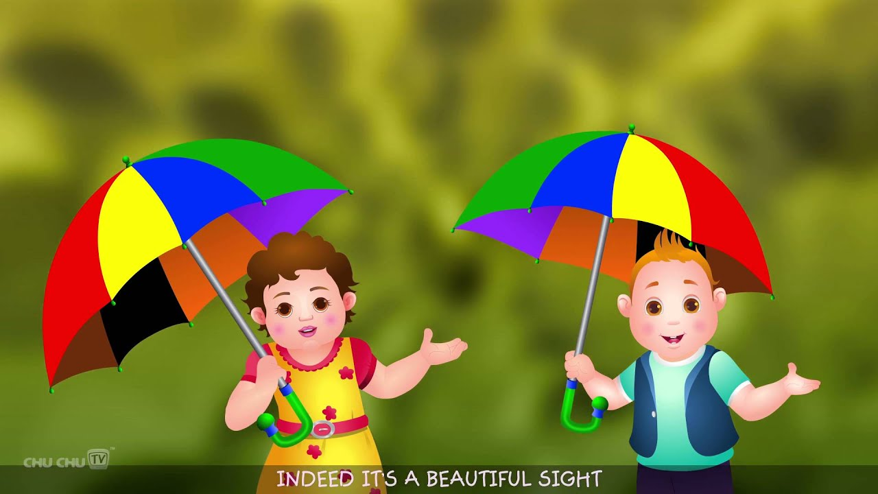 Color Songs The GREEN Song Learn Colours Preschool Colors Nursery ...