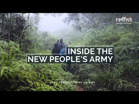 Inside the New People's Army (Trailer)