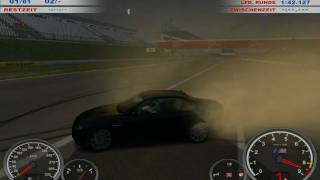 BMW M3 Challenge Gameplay - Burnout