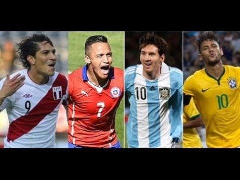 Los 9 Mejores Jugadores De Sudamerica Y Sus Mejores Jugadas