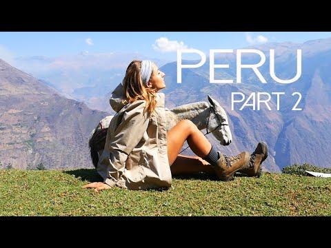 Trekking Peru: Part 2