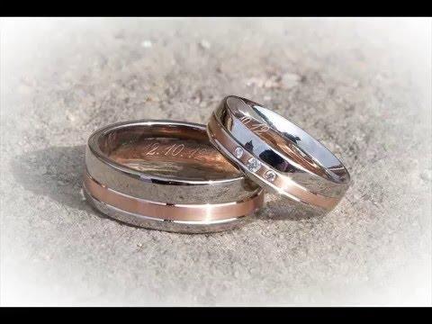 Vom Verlobungsring zur Wahl der Eheringe