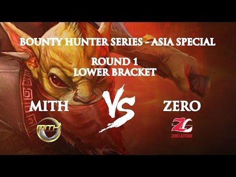 DOTA 2 - ZERO LATITUDE vs MITH.trust - LB - Bounty Hunter ESPECIAL ASIA - Viciuslab