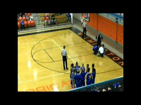 Girl's High School Basketball - Xenia @ Wilmington 01-03-2015