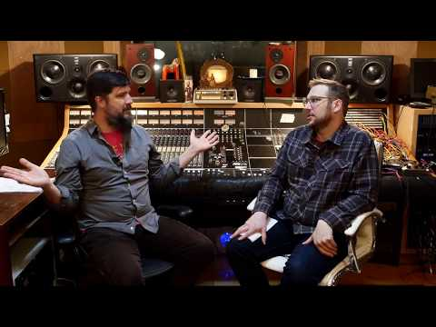 The Producer's Room Episode #22 - Tucker Martine (Part 2)