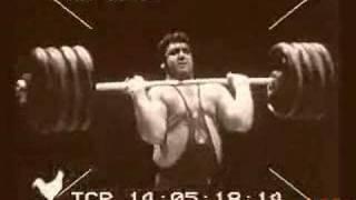 Documentary on Vasily Alexeev (France, 1971, Part 1)