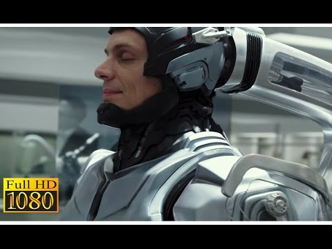 RoboCop (2014) - Time to wake him up (1080p) FULL HD