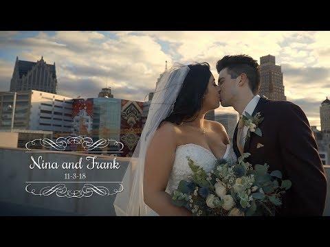 Frank and Nina - Wedding Highlights - Grosse Pointe Academy Chapel