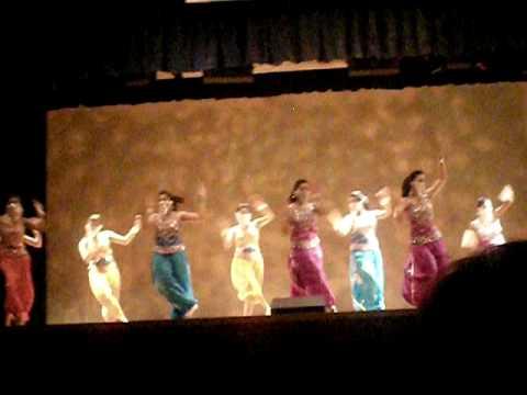 Indian Dance @ Wagner's International Festival 2010