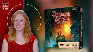 Robinson Crusoe: Mystery Tales by Portal Games