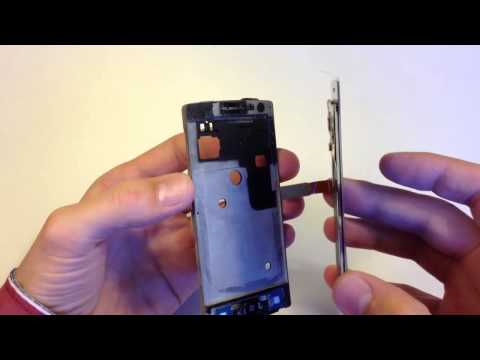 Samsung Focus Flash SGH-i677 - Screen Replacement Repair / Fully Taking Apart - DIY.