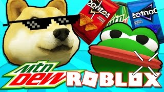 Roblox Adventures - ESCAPE THE MEMES IN ROBLOX! (Roblox Meme Obby)