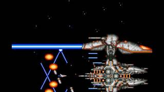 Gradius III - Gradius III (SNES)- High Score Run (no bonus stages, 2-ALL) - User video