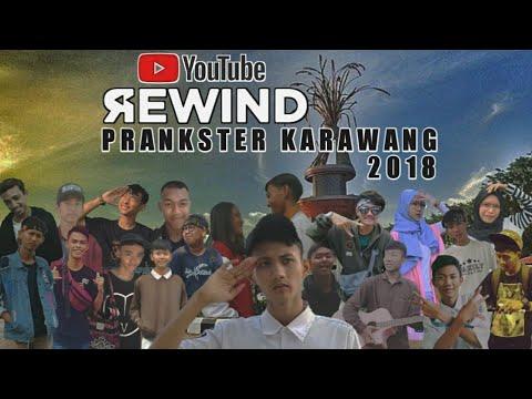 Youtube Rewind INDONESIA PRANKSTER KARAWANG : Street View 2018