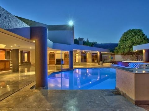 4 Bedroom House For Sale In Constantia, Cape Town, South Africa For ZAR  12,500,000...   YouTube