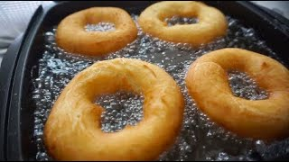COOK & EAT WITH FAYE | HOW TO MAKE COOK ISLAND DONUTS