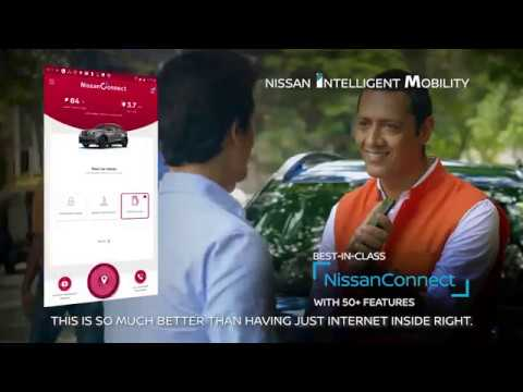 NissanConnect SHOWS THE DIFFERENCE | New #NissanKICKS