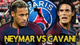 PSG To Sell Cavani After Fight With Neymar?! | Futbol Mundial
