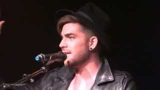 Скачать HD Adam Lambert Full Performance AT T Live Proud Finale Highline Ballroom NY