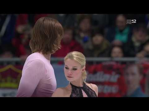 Tarasova & Morozov RUS Free Skate 2020 European Championships