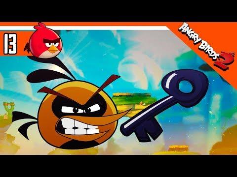 🦜 ОТКРЫЛ БАББЛЗА 🌟 Angry Birds 2 (Злые Птицы 2) Прохождение