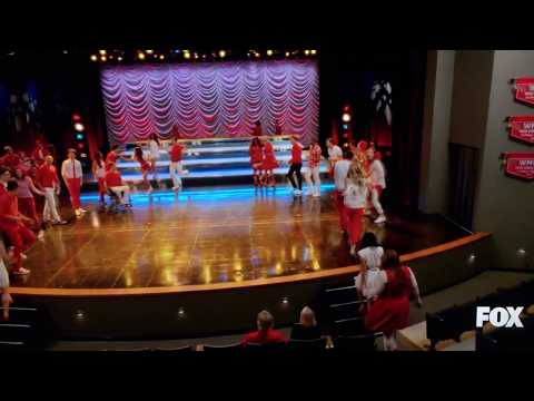 I d  The Last and final full scene and performance of glee You will be missed Forever