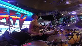 Video Floor 88 - Medley (Lagu nama-nama wanita) Drum Cam download MP3, 3GP, MP4, WEBM, AVI, FLV Maret 2018