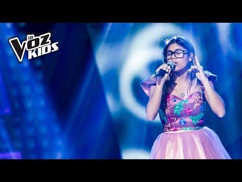 Ybon canta Creo en Mí - Audiciones a ciegas | La Voz Kids Colombia 2018
