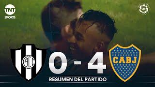 Resumen de Central Córdoba vs Boca Juniors (0-4)   Fecha 20 - Superliga Argentina 2019/2020