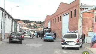 Violencia de Género - Disparo a una joven en Medina del Campo