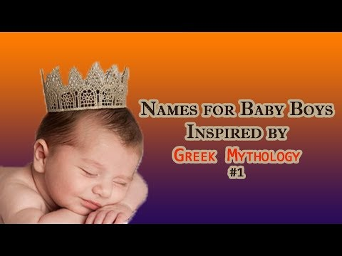 100 Greek Baby Names and Meanings
