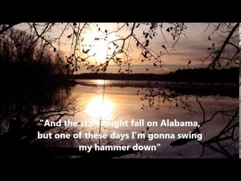 Emmylou Harris - Red Dirt Girl (Lyrics on screen)