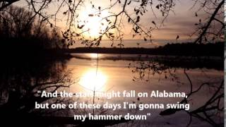 Emmylou Harris - Red Dirt Girl (Lyrics on screen)